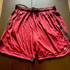 Men's Athletic Russel Shorts